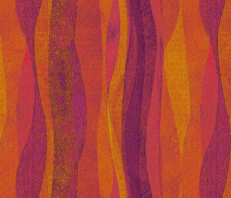 sandstone_orange_yellow_pink fabric by wren_leyland on Spoonflower - custom fabric