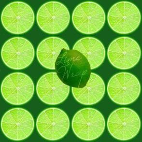 Lime Wrap