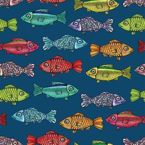 Rainbow Fish by ArtfulFreddy