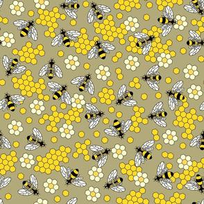 Happy Honey Bees