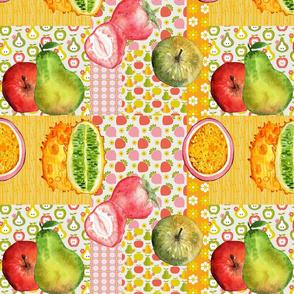 Retro Fruity