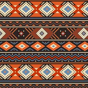 Ethnic orange