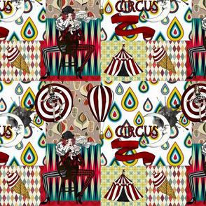 Retro Circus Wild