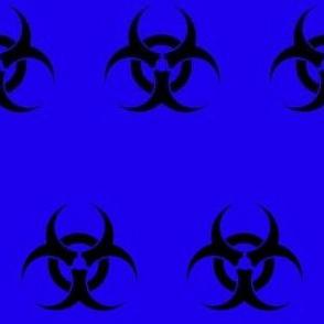 Blue Biohazard
