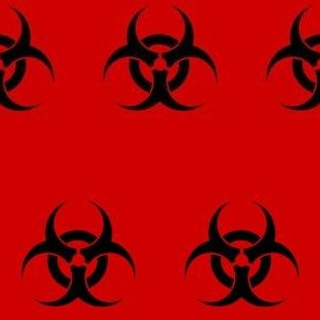 Red Biohazard
