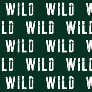 wild (dark forest) C19BS