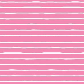 lines reversed MED84 - white on pink