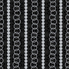 Diamond Chain Black