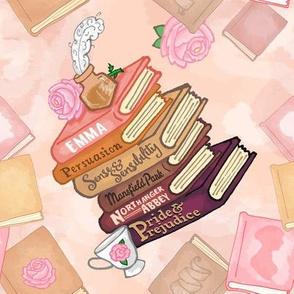 Jane Austen Book Stack