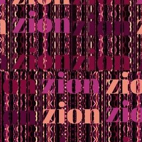 Zion - Purple Mix