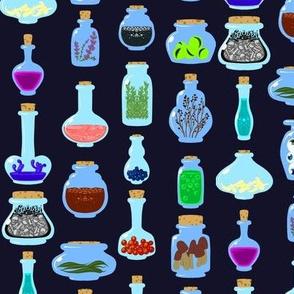 Little Witch Pots