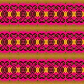 pink face emblem
