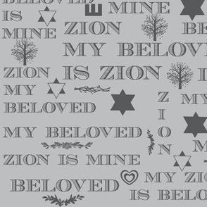 My Beloved Zion - Leah