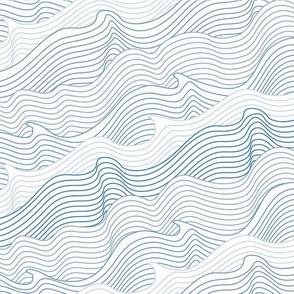 waves - light