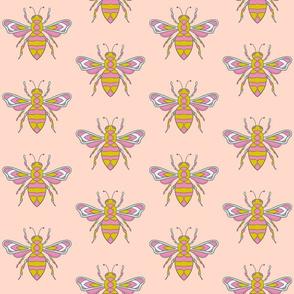 Peachy Bees Basic