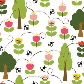 Bee-zy Pollinators