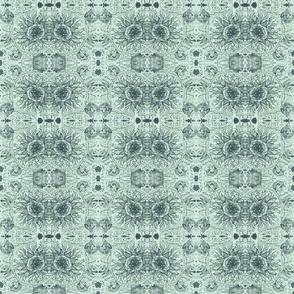 round lace greencyan-ch