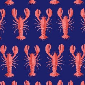 Lobsters on Navy