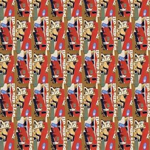 Bastille-red
