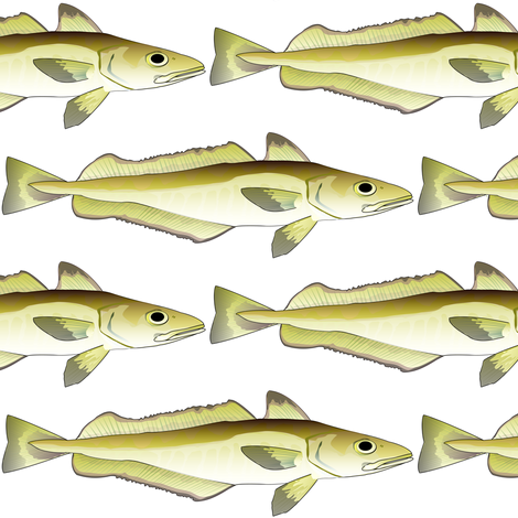 Hake fabric by combatfish on Spoonflower - custom fabric