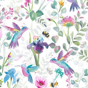 Painterly Pollinators