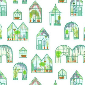 Small Greenhouses