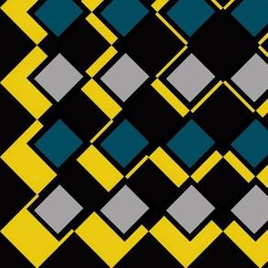 vagues jaunes