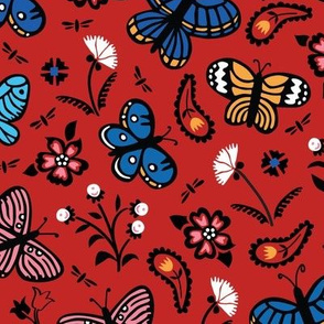 Butterfly Bandana