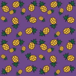 Purple Pineapple Palooza