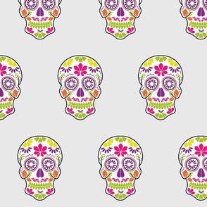 Day of the Dead Sugar Skull Calavera