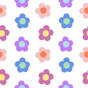 Dotty Blooms Pastel 1:1