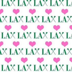 _Heart Lacrosse Pink Heart