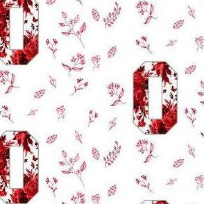 O is for Ohio White