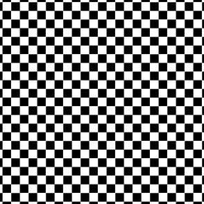 checkers quarter inch