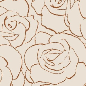 Rose - Fawn