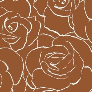 Rose - Rust