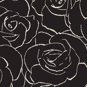 Rose - Ebony