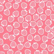 Fresas Blancas (Pink)