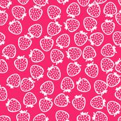 Fresas Blancas (Fuchsia)