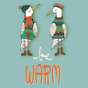 be warm-seagulls
