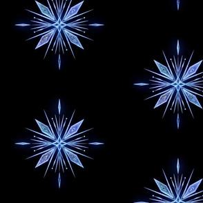 Frozen 2 snowflakes