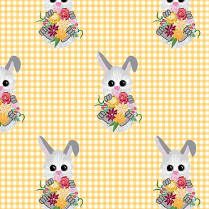 Baby Bunnies Large print