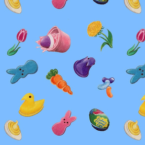 Easter Novelty Pattern