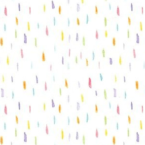 rainbow sprinkles confetti