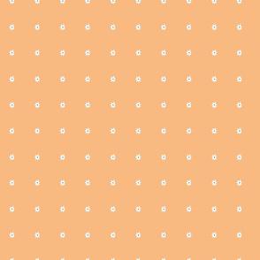 bee FLOWERS - orange