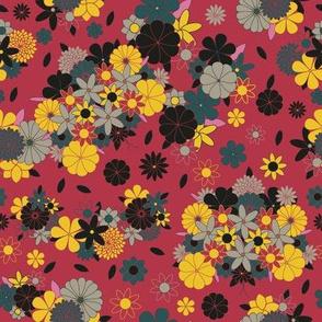 Flowers Abound 42sp