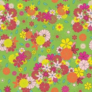 Flowers Abound 83sp