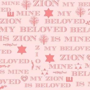 My Beloved Zion - Jane