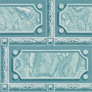 Neoclassical Marble Panels ~ Original