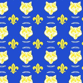 boy scouts blue